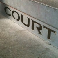 Photo taken at People's Court by -=Just N. on 7/10/2012