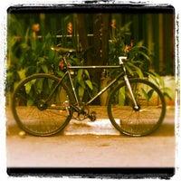 Photo taken at BikeBike (Rock Your Bike) by Ishak Y. on 2/22/2012