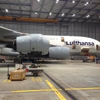Photo taken at Lufthansa Hangar 7 by Ray H. on 6/13/2012