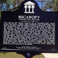 Photo taken at Micanopy, FL by Drew M. on 4/20/2012