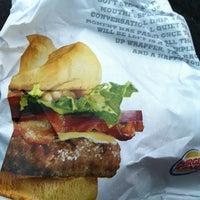 Photo taken at Burger King by Z P. on 5/14/2012