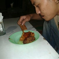 Photo taken at warung mbak layur by jaghoer_migpala @. on 7/16/2012