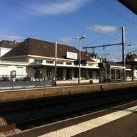 Photo taken at Gare SNCF de Saumur by Olivier L. on 3/9/2012