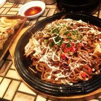 Снимок сделан в 焼きそばのまるしょう 豊四季本店 пользователем ウシくん 5/2/2012