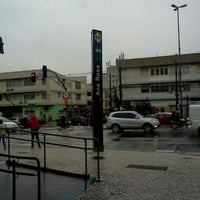 Photo taken at Ana Rosa Station (Metrô) by Wallace G. on 6/20/2012