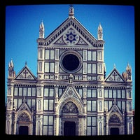 Photo taken at Piazza Santa Croce by Alessandro on 8/28/2012