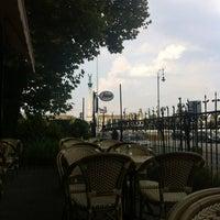 Photo taken at Café Kara by Alek J. on 8/5/2012