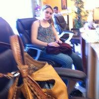 Photo taken at Shear Impressions Salon by Brandi P. on 5/13/2012