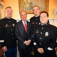 Foto tirada no(a) Gracie Mansion por Mike Bloomberg em 4/9/2012