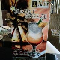 Photo taken at X.O Suki & Cuisine by Steve C. on 7/21/2012