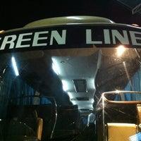 Photo taken at Green Line Bus Terminal by Kei O. on 5/25/2012