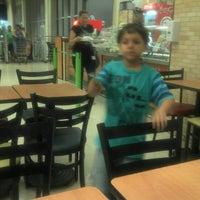 Photo taken at Subway by Vagner K. on 9/8/2012