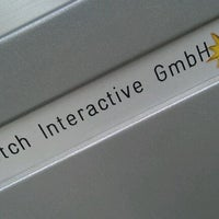 Photo taken at Notch Interactive Gmbh by FranzFriedrich on 5/15/2012