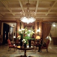 Photo taken at Hôtel Westminster by Thierry L. on 2/8/2012