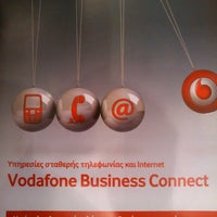 Photo taken at Vodafone by Peggy K. on 7/10/2012