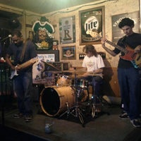 Photo taken at Bay Street Blues by Eric-Dilated Music B. on 6/21/2012