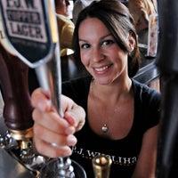 Photo taken at P.J. Whelihan's Pub + Restaurant - Haddon Twp by Brian D. on 5/3/2012