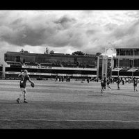 Photo taken at Blundstone Arena by Stephen R. on 4/8/2012