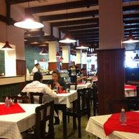 Photo taken at Restaurante e Confeitaria Blumenau by Jones G. on 6/15/2012