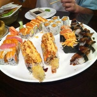 Photo taken at Sushi X: All You Can Eat Sushi by Louis M. on 6/8/2012