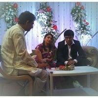 Photo taken at Hotel Vrishali Executive by Devendra B. on 4/8/2012