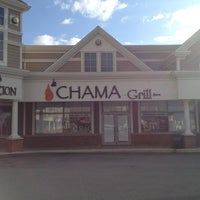 Photo taken at Chama Grill by Bill C. on 5/10/2012
