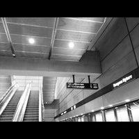 Photo taken at Kongens Nytorv st. (Metro) by Lasse K. on 8/15/2012