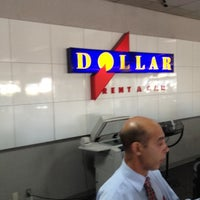Photo taken at Dollar Rent A Car by Givan T. on 8/11/2012