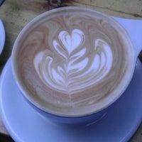 Photo taken at Joni's Coffee Roaster Cafe by Wayne W. on 5/7/2012
