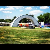 Photo taken at Bonnaroo Music & Arts Festival by erin k. on 6/6/2012