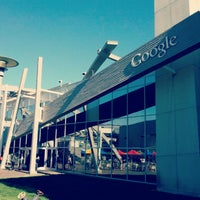 Photo taken at Googleplex by Huseyin S. on 8/8/2012