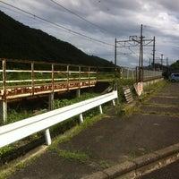 Photo taken at Iri Station by Sato4 K. on 8/15/2012