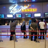 Photo taken at TGV Cinemas by OD on 4/10/2012