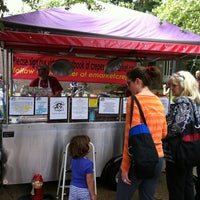Photo taken at Crepes at the Market by Martin C. on 5/6/2012
