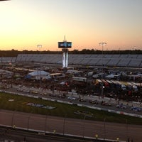 Photo taken at NASCAR Nationwide Series Garage-Richmond by Carl B. on 9/7/2012
