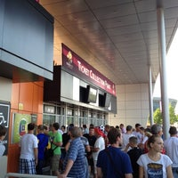 Photo taken at Ticket Office / Donbass Arena by 🚓 V. on 6/23/2012