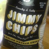Photo taken at Jimmy John's by Sami B. on 8/25/2012