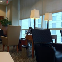 Photo taken at Delta Sky Club by Tony T. on 4/30/2012
