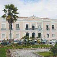 Photo taken at Palácio Potengi (Pinacoteca Potiguar) by Kerginaldo G. on 3/23/2012