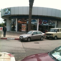 Photo taken at Autohall, Rabat by mhammed R. on 4/4/2012