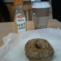 Photo taken at Bruegger's by The1JMAC on 8/1/2012