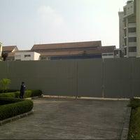 Photo taken at Universitas Kristen Maranatha by Cika P. on 9/10/2012