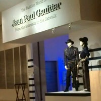 Photo taken at The Fashion World Of Jean Paul Gaultier At The Dallas Museum Of Art by Quia Q. on 2/4/2012