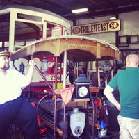 Photo taken at M-Line Trolley by Susie O. on 6/2/2012