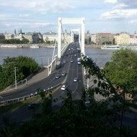 Photo taken at Elisabeth Bridge by ZAC D. on 5/6/2012