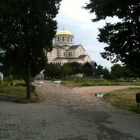 Photo taken at Chersonesus by Алёна on 7/17/2012