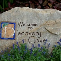 Photo taken at Discovery Cove by Beertracker on 6/13/2012