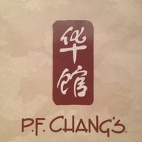 Photo taken at P.F. Chang's by Ashley B. on 3/7/2012