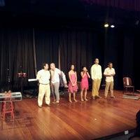 Photo taken at Centro Cultural Arte Pajuçara by Willian C. on 7/13/2012