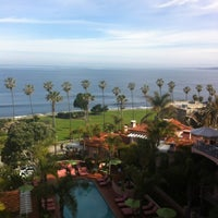 Photo taken at La Valencia Hotel by stanton C. on 4/24/2012